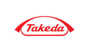 Jessica Taylor Voiceover Artist Takeda Logo