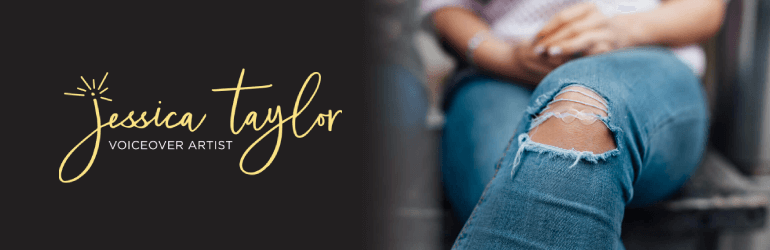 Jessica Taylor Voiceover Artist Genre Page Mobile Image
